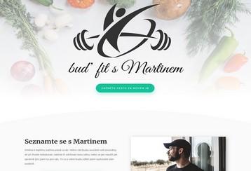 Buď fit s Martinem